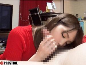 絶対的美少女鈴村あいりの全国縦断AV動画のフェラチオ画像