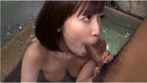 篠田ゆうのフェラチオ画像