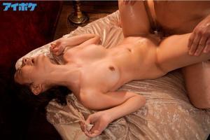 ヨダレと愛液まみれの初体験4セックスをする森沢リサのAV動画のセックス画像