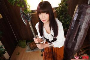 オークがエルフを襲う三島奈津子と八つ墓村のVRAV動画の画像