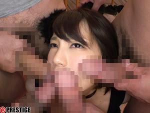 生でハメまくる鈴村あいりの中出し性交AV動画の画像